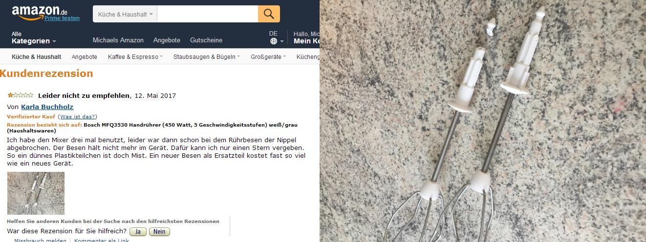 Amazon angebote kuche kche haushalt wohnen toaster for Schutzglas kuche