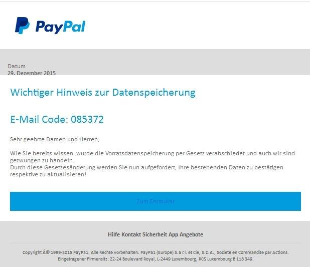 paypal zweite email adresse