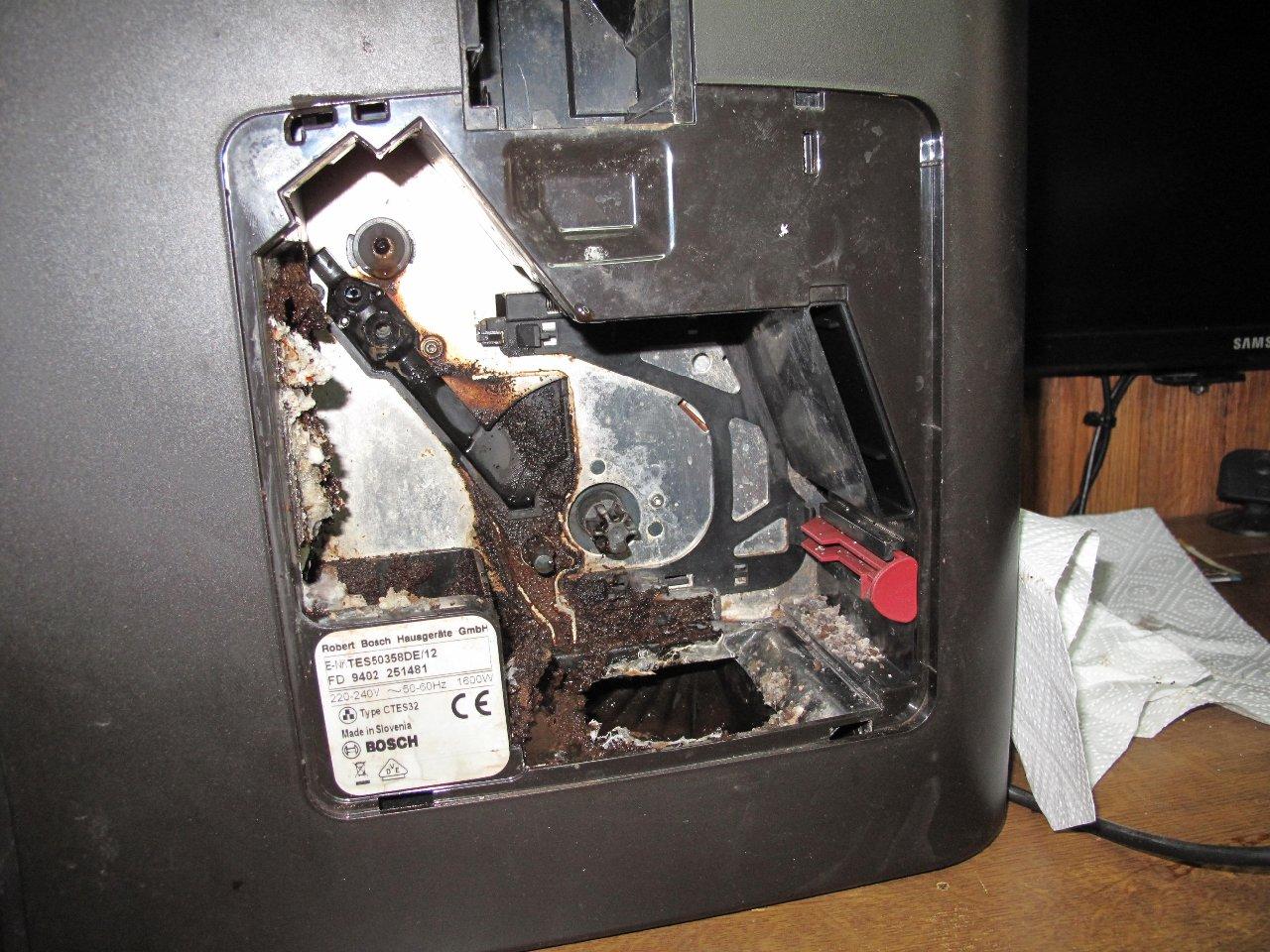 Bosch Handmixer MFQ3530 - drohendes Kostengrab bei \